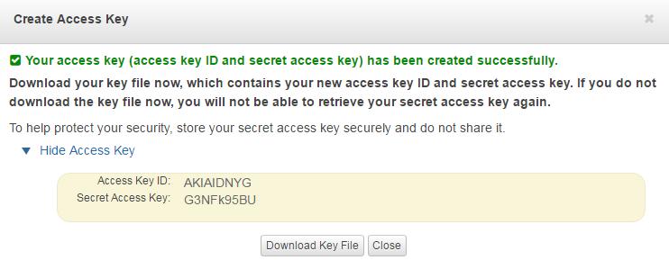 access-key