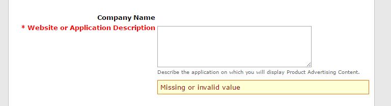 website-description