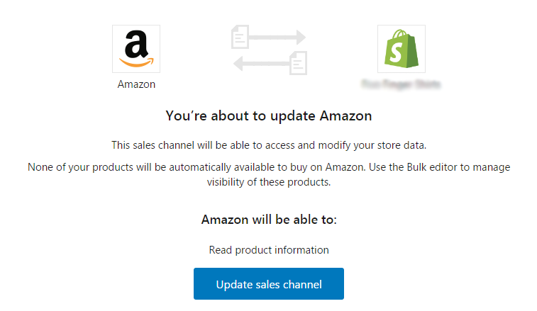 update-amazon-plugin