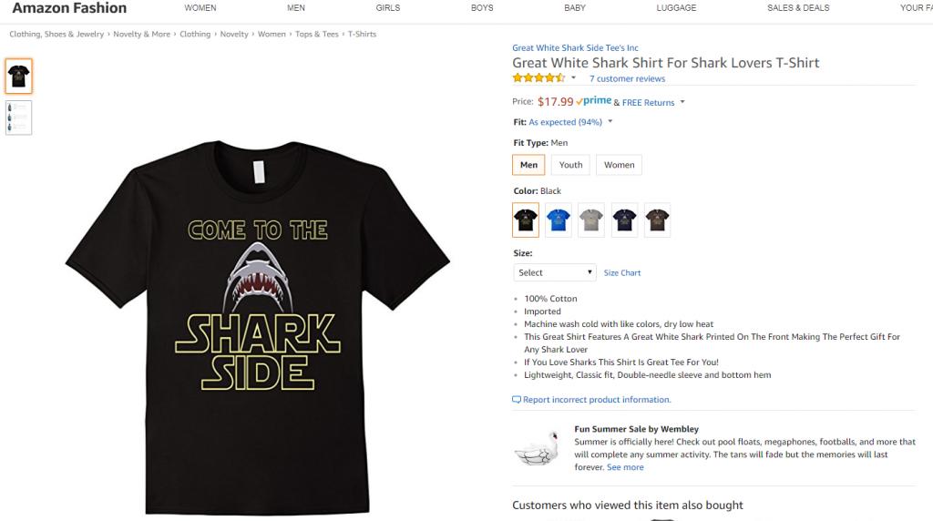 4b4d8e0358d944 Merch by Amazon Shirt Reviews - Should You Enter Those Niches ...