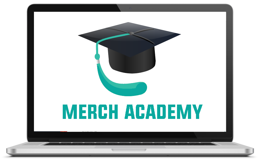 """dbb1ca6f The Merch Academy course takes any of the """"guess work"""" out of your business  and gives you a step by step guide that you can follow at your own pace."""